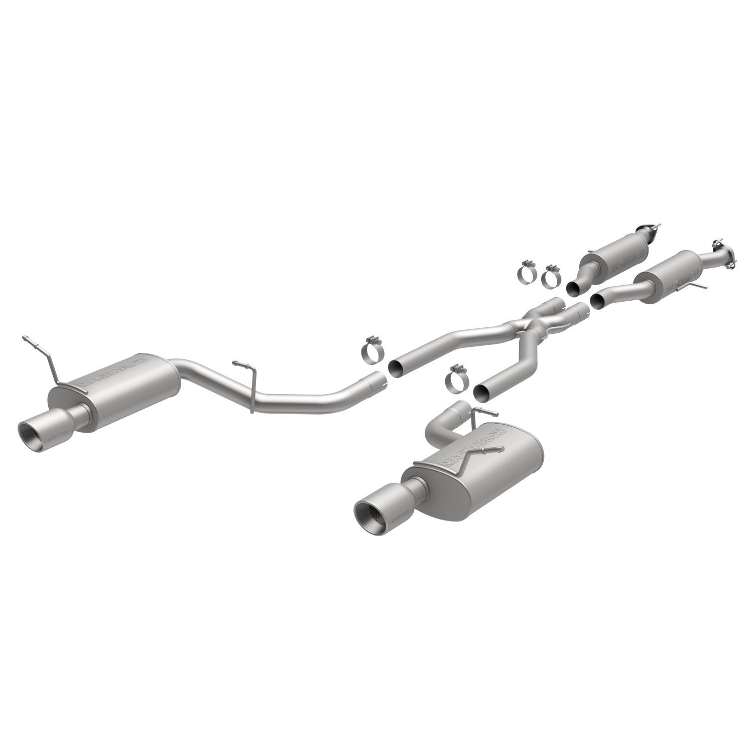 Magnaflow 15068 Cat Back Exhaust